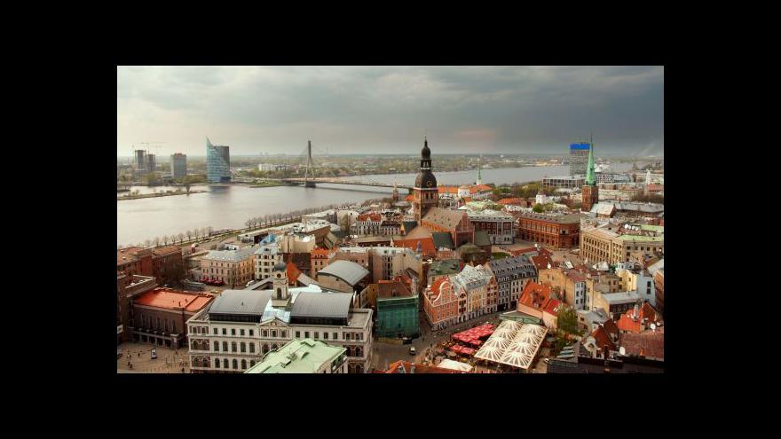 Video UDÁLOSTI: Lotyšsko má obavy ze své ruské menšiny