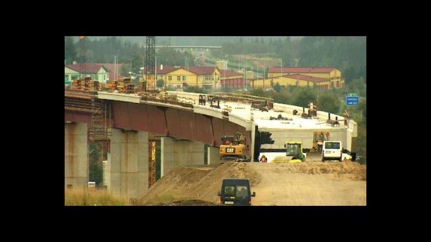 Video Silničáři mají letos v plánu stavbu dálnice i silnic vyšších tříd