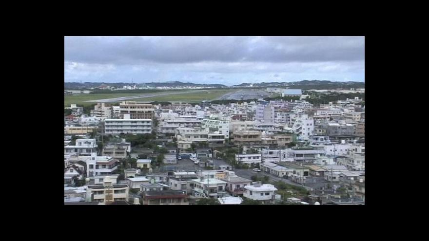 Video Američtí vojáci na Okinawě jsou trnem v oku místním politikům