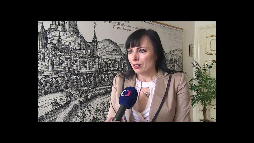 Video Náměstkyně primátora Klára Liptáková (KDU-ČSL) o privatizaci