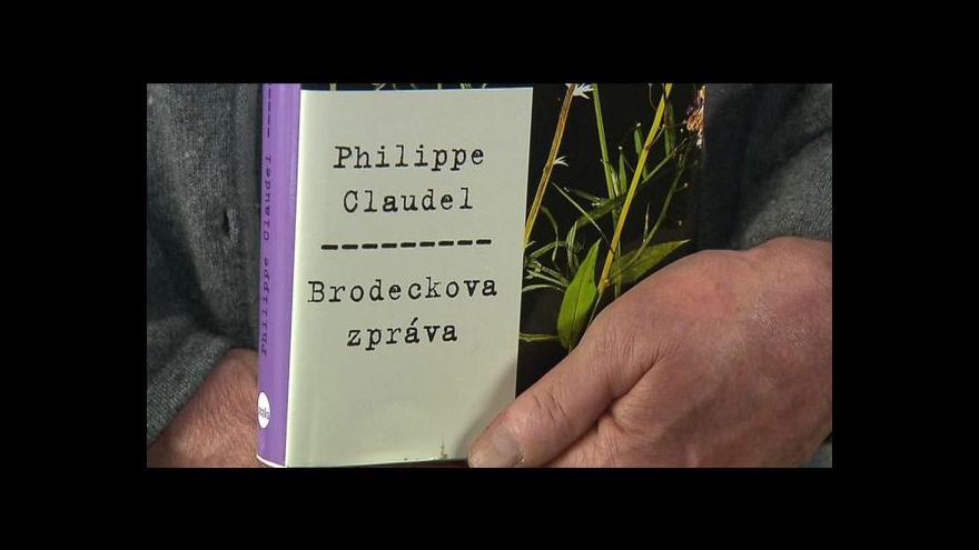 Video Kateřina Vinšová (překlad) / Brodeckova zpráva