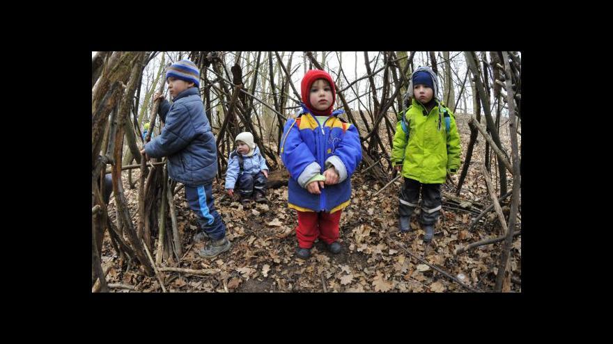 Video Lesní školky se nebudou muset registrovat