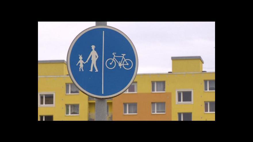 Video Martínek: Novela je velkou úlevou pro obce, které staví cyklostezky