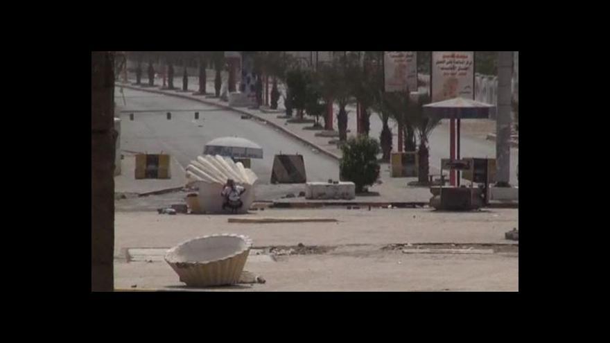 Video Proti povstalcům v Jemenu se postavila Al-Káida