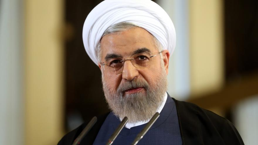 Video Horizont: Íránský prezident na cestě po Evropě