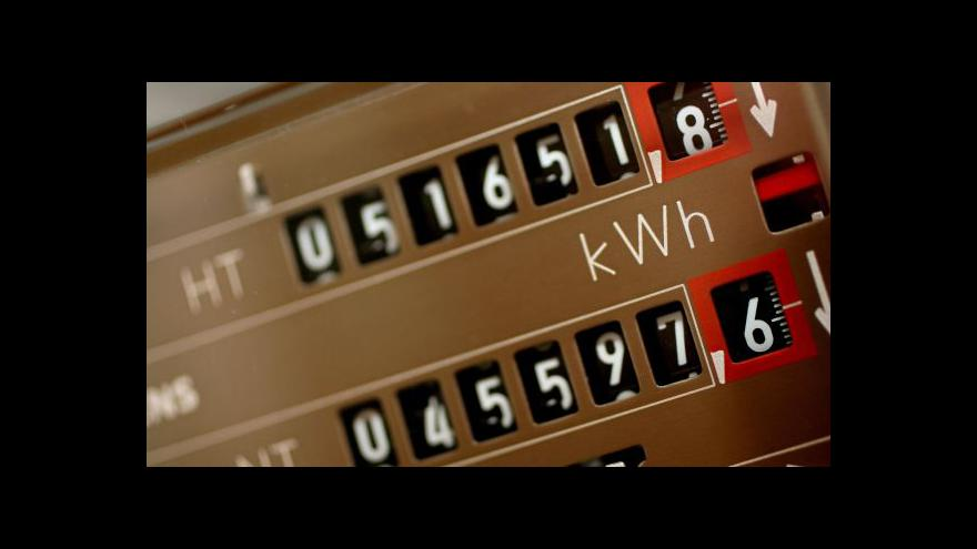 Video Události: Energetický zákon prošel sněmovnou jen těsně