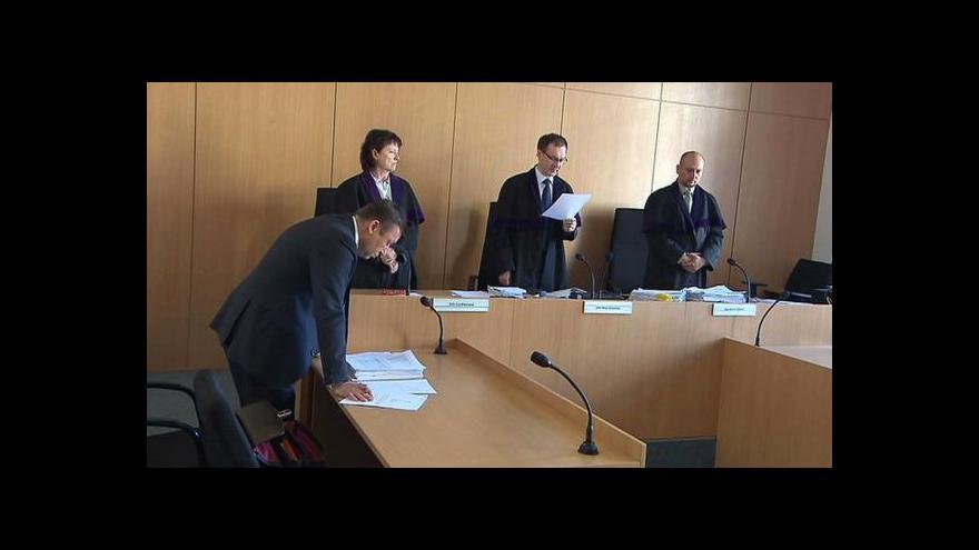 Video Odvolací soud odškodnění pro Dvořáka zvýšil