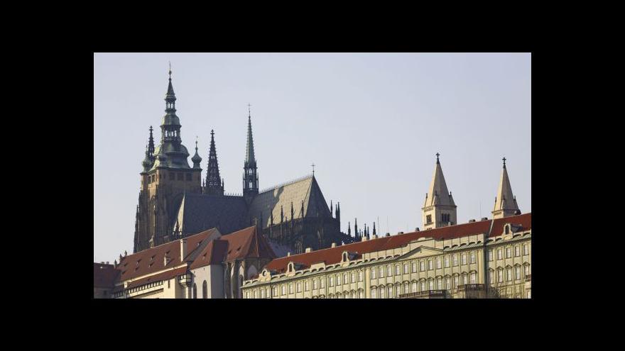 Video Svatovítská katedrála dostane varhany, shodli se držitelé klíčů ke klenotům