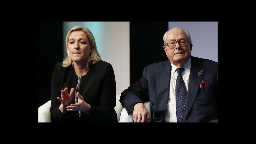 Video Rodinné drama ve francouzské pravici vrcholí