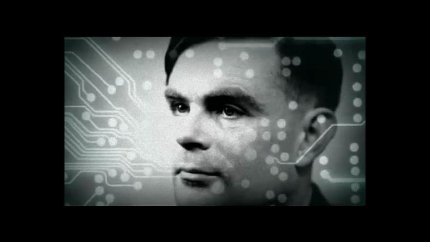 Video Turingův zápisník k Enigmě jde do dražby