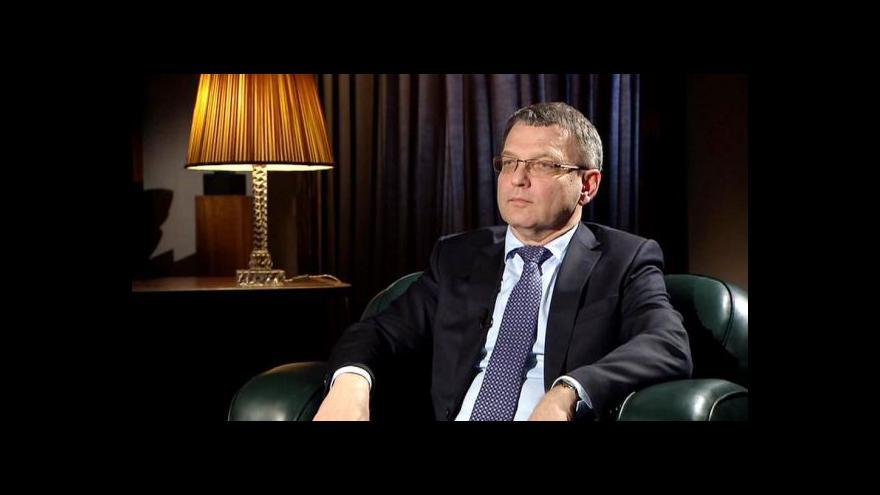 Video Rozhovor s Lubomírem Zaorálkem