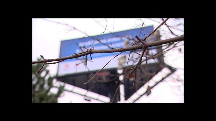 Video Třetina billboardů v Česku je nelegální