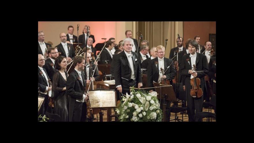 Video Tisková konference: Česká filharmonie o 120. sezoně