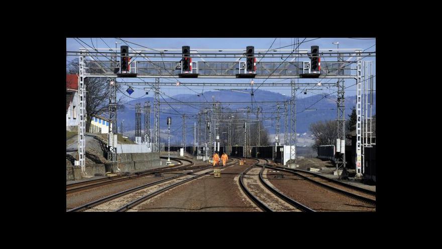 Video Dopravní projekty se zpožďují, přiznalo ministerstvo