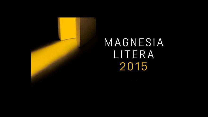 Video ZÁZNAM: Magnesia Litera 2015