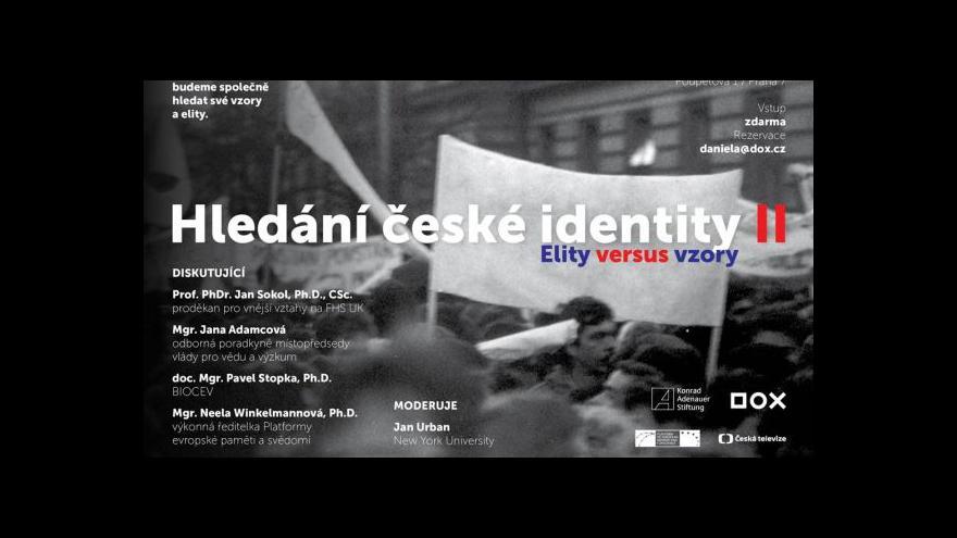 Video Záznam: Hledání české identity II