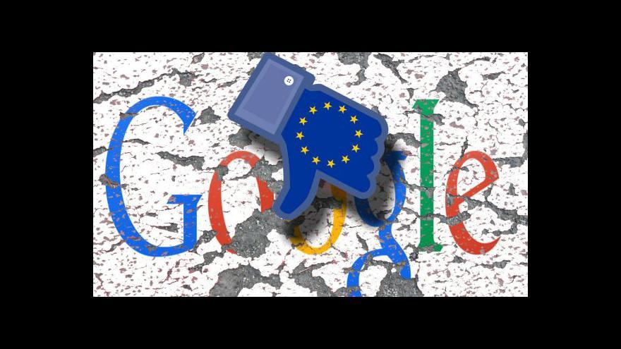 Video EK viní Google ze zneužívání svého postavení