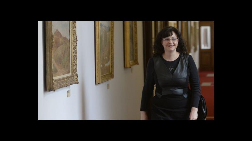 Video UDÁLOSTI, KOMENTÁŘE: ČSSD vrací do hry veřejnou službu