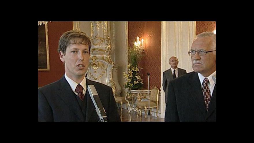 Video Události: Zemřel Stanislav Gross