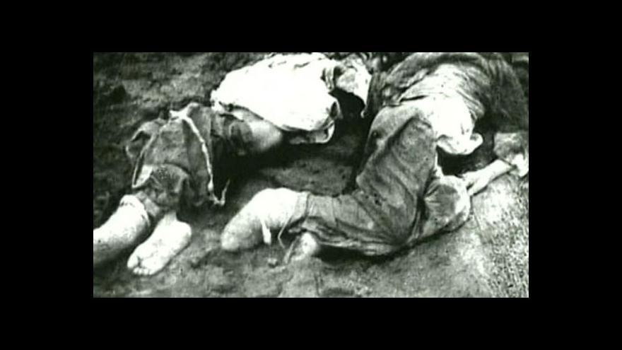 Video Turecko by mělo uznat genocidu Arménů