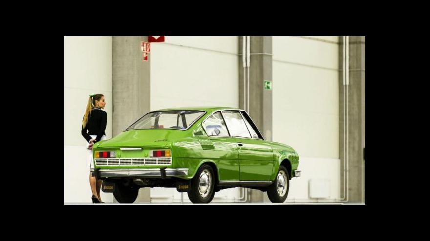 Video DOX vystavuje nástupce Škody 130 RS