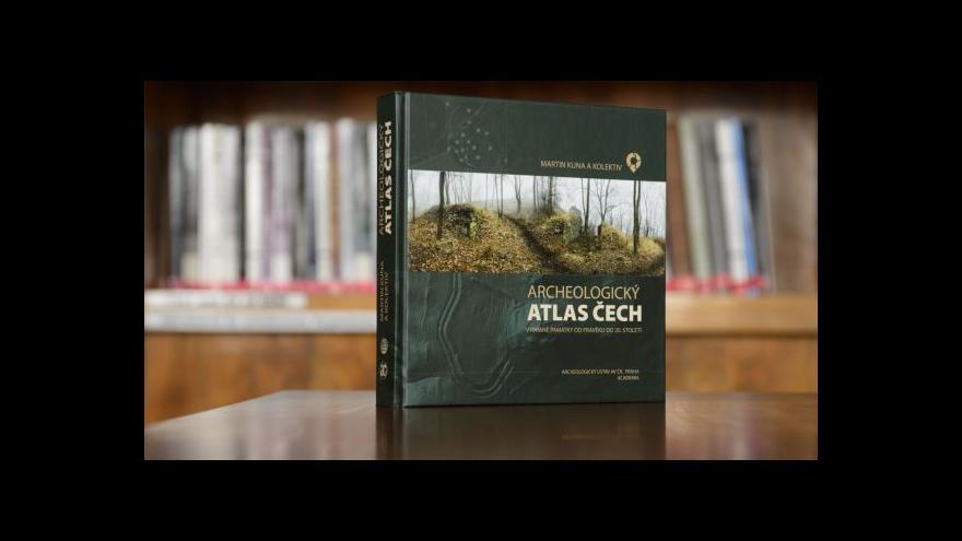 """Video """"Atlas může pomoci ve vnímání archeologických lokalit"""""""
