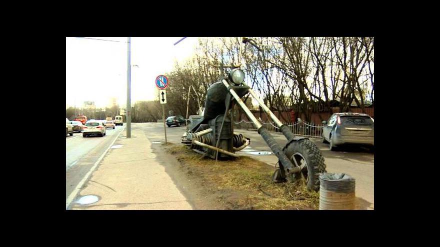 """Video Události: Motorkářská """"Putin tour"""" má už svou trasu"""