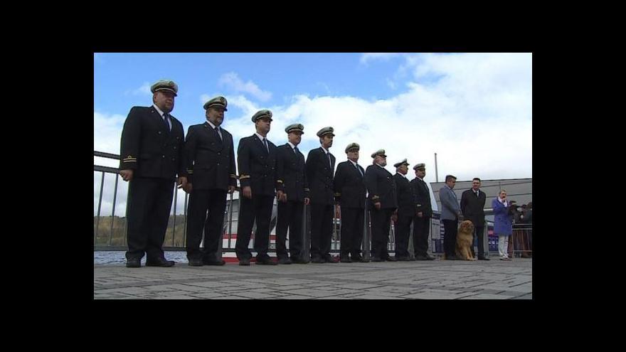 Video Zahájení plavební sezony v Brně