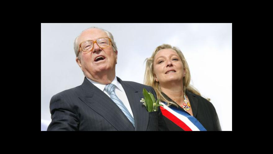 Video Válka mezi Le Penovými