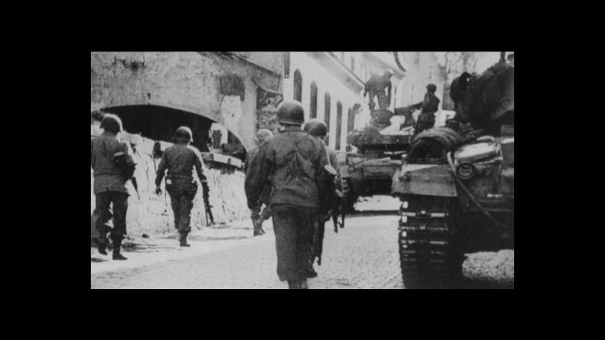 Video Jak se 20. dubna 1945 bojovalo o Aš