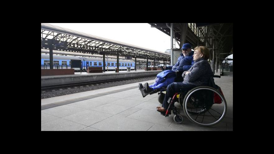 Video Zpráva OSN kritizuje péči o handicapované v ČR