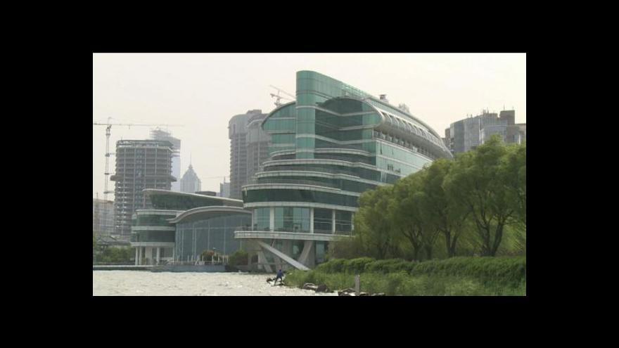Video Události: Úspěchy českých architektů v Číně