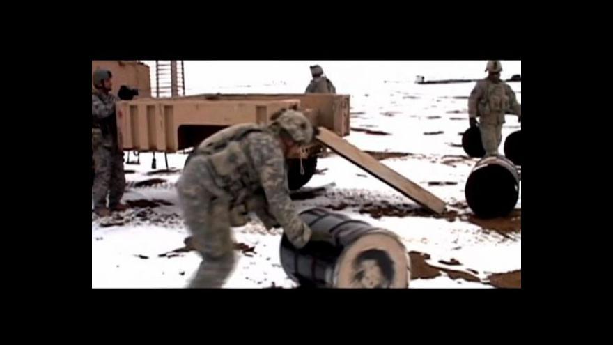 Video Dokument kritizuje závislost armády USA na ropě