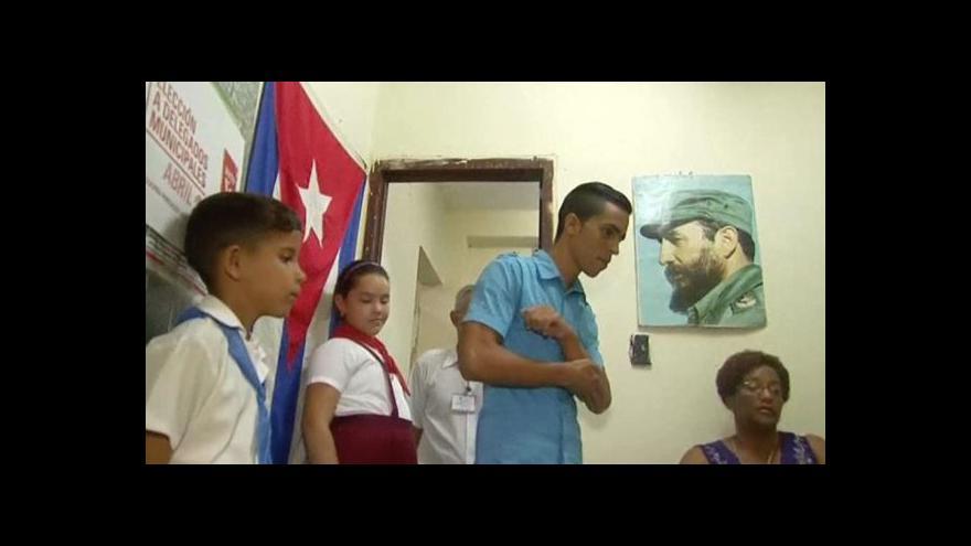 Video Horizont: Kubánští disidenti ve volbách