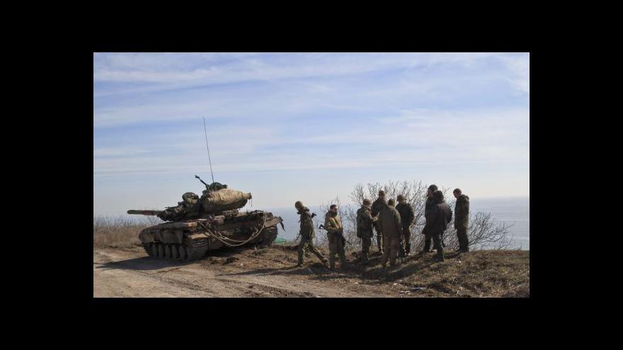 Video Just: O útoku na Mariupol by se psalo