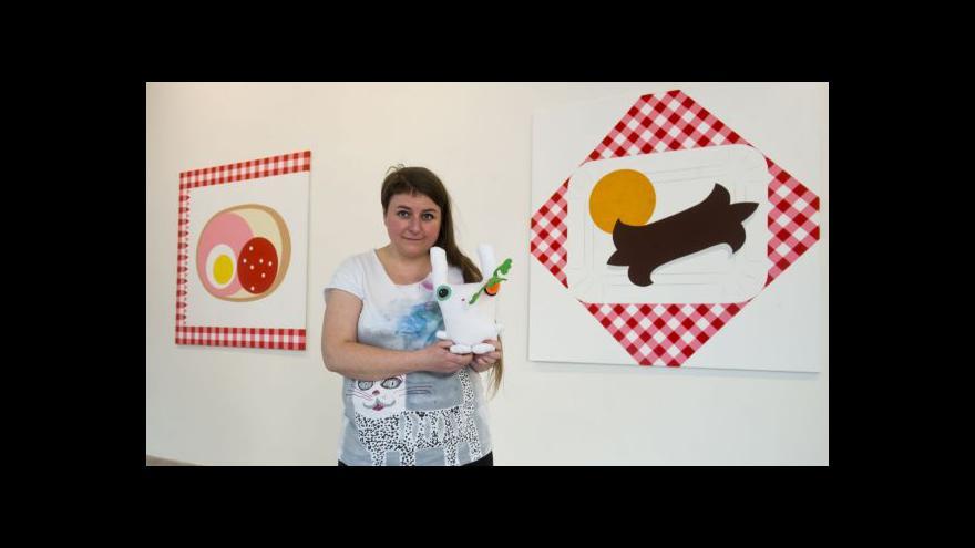 Video Láska versus mamon v tvorbě Venduly Chalánkové