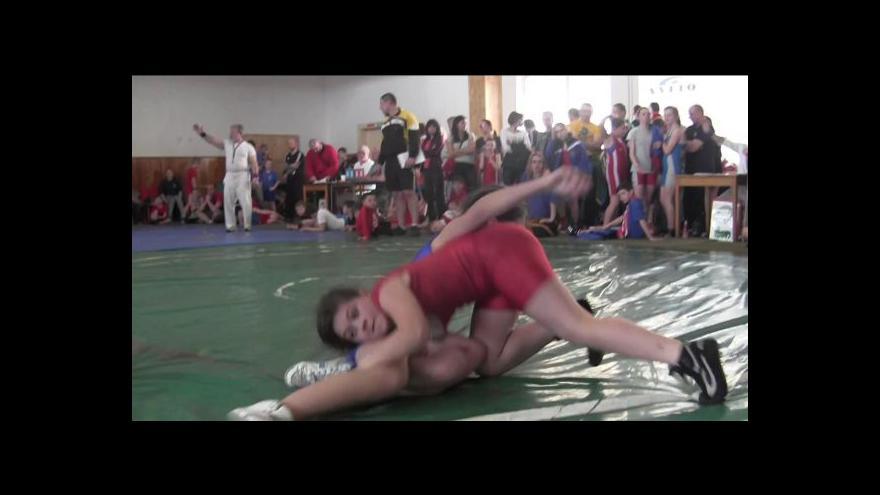 Video Zápasnický turnaj v Borohrádku