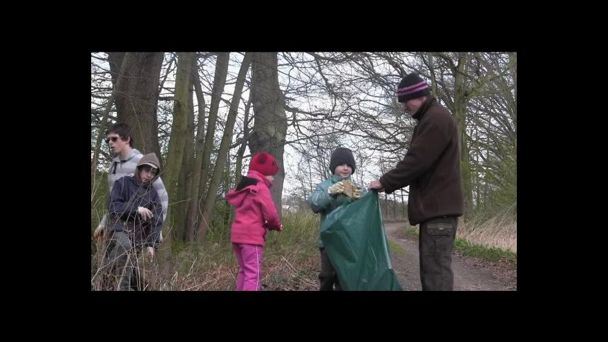 Video Ukliďme Česko - Borohrádek