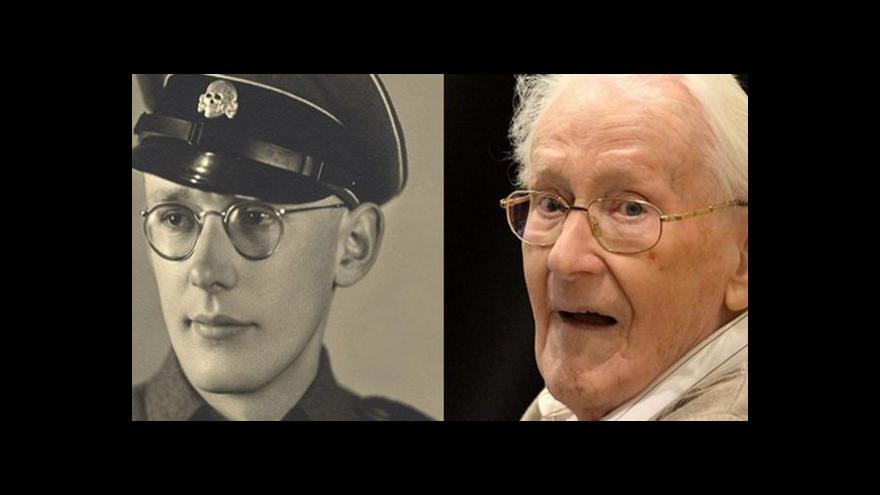 Video Pravděpodobně jeden z posledních stíhaných nacistů