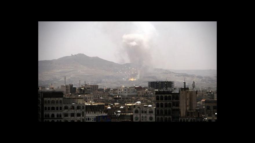 Video Koalice končí s nálety na Jemen, přejde k nové operaci