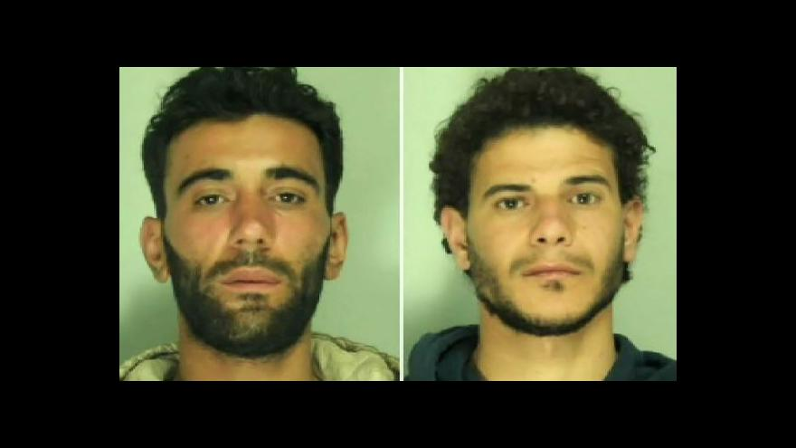 Video Itálie zatkla muže, kteří mají na svědomí stovky životů