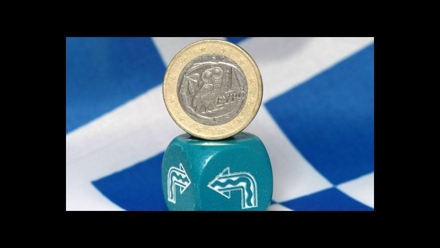Video Řecko: Seznam reforem do pátku nebude