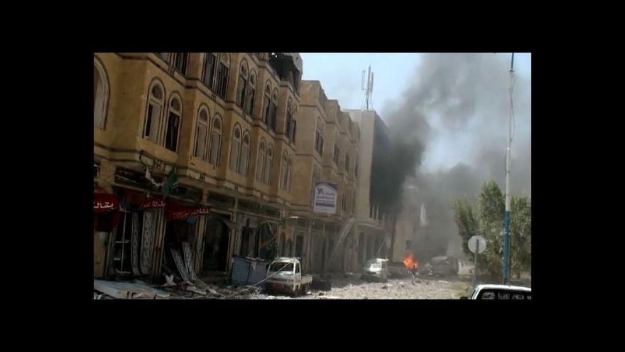 Video Situace v Jemenu má ke klidu daleko