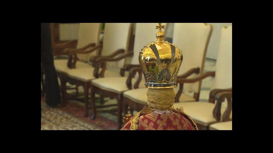 Video Zeman navštívil papeže Františka