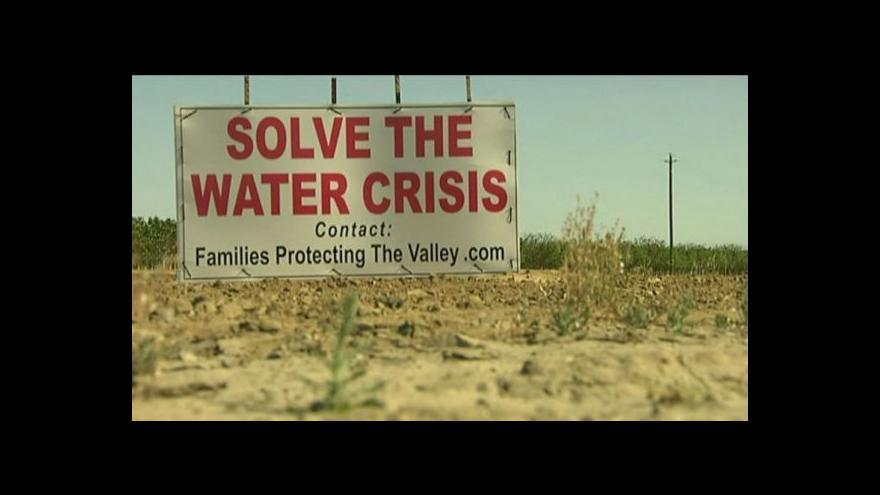 Video Spasí Shatnerův nápad vyprahlou Kalifornii?