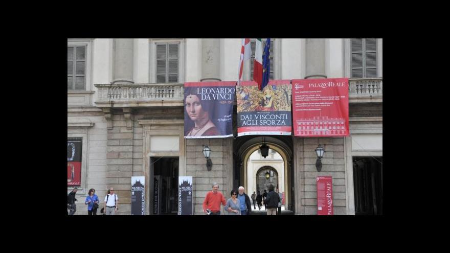 Video Expo láká na dosud neznámé Da Vinciho dílo