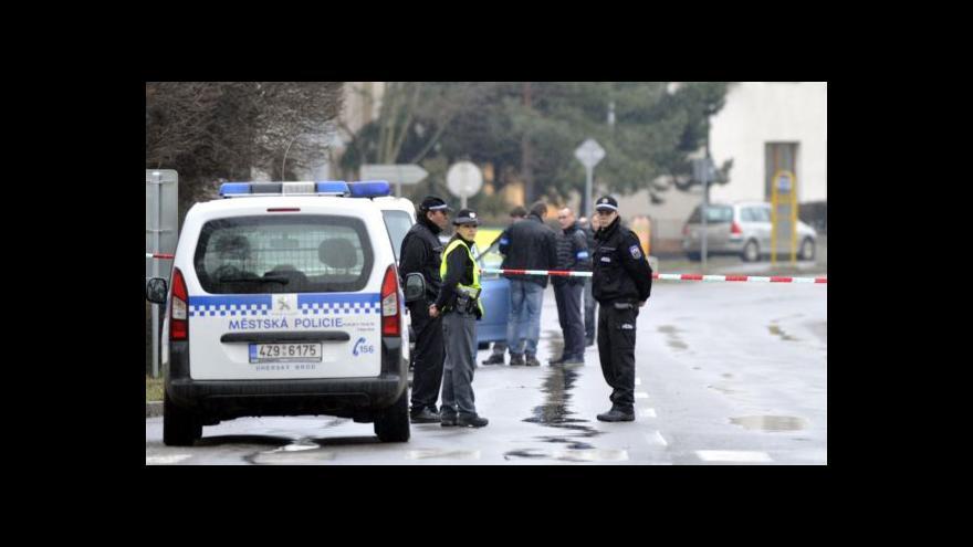 Video Tisková konference k vyšetřování střelby v Uherském Brodě