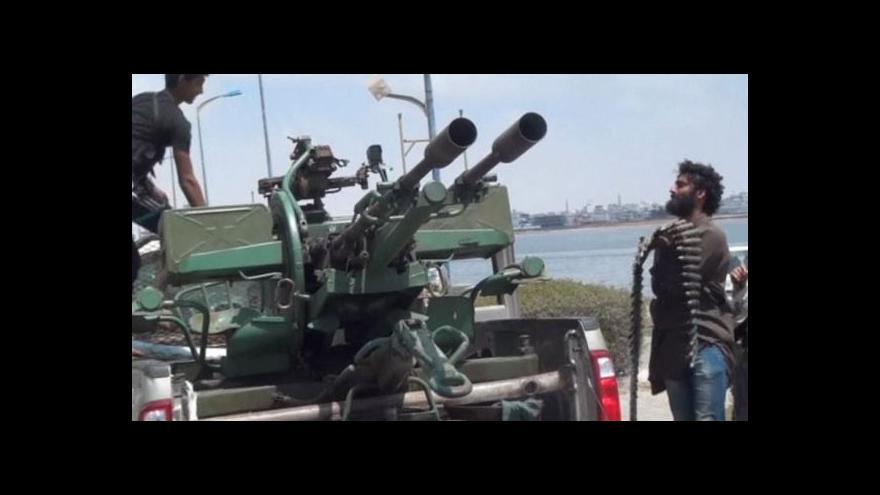 Video Břetislav Tureček: Odpovědnost byla přehozena na povstalce
