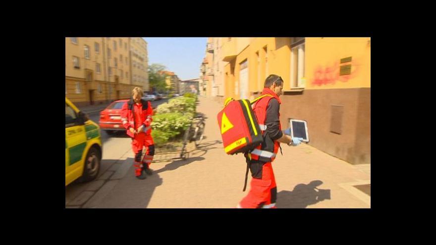 Video Pardubičtí záchranáři budou mít speciální tablety