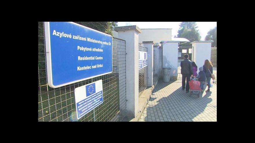 Video Události ČT: Loni žádalo o azyl 1156 uprchlíků, nejčastěji z Ukrajiny